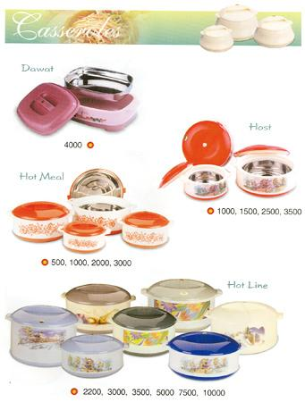 Household Plasticware