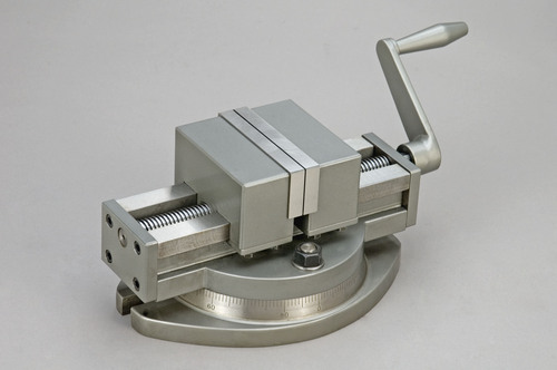 Self Centering Milling Machine Vice