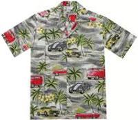 Quick Dry Mens Beach Shirt