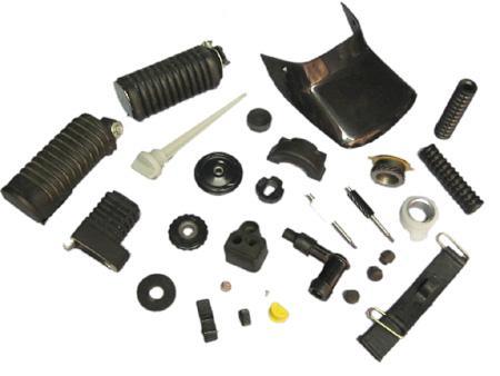 PVC Rubber Parts