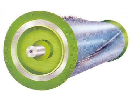 FBK DFK Spiral Pin Roller for Truetzschler Carding