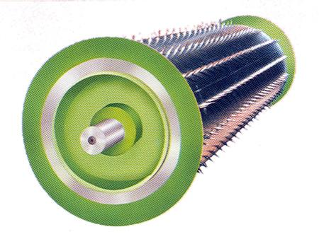 TRUMAC FBK Fully Spiked Roller