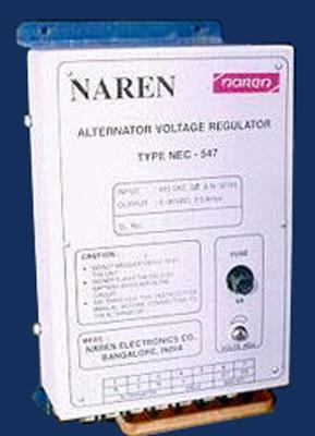 Digital Alternator Voltage Regulator