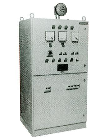 Automatic Battery Charger Panel