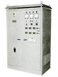 Automatic Voltage Regulator Control panel