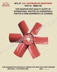 Farm Tractors Radiator Fan