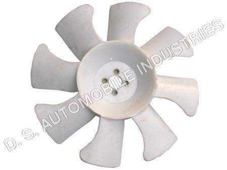 Cylinder Engine Radiator Fan