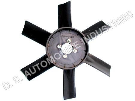 Automobile Radiator Fans