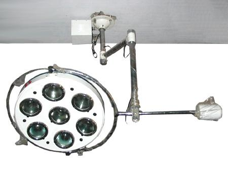 Shadow less ceiling operation theatre halogen light