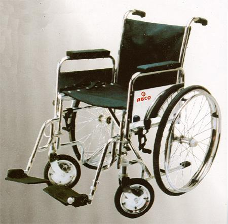 Folding-Wheel-Chair
