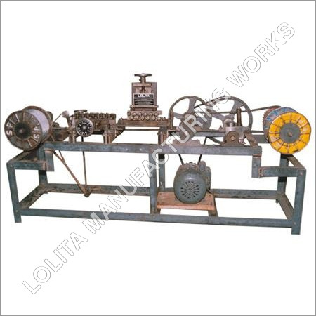 High Speed Wire Stretching Machine