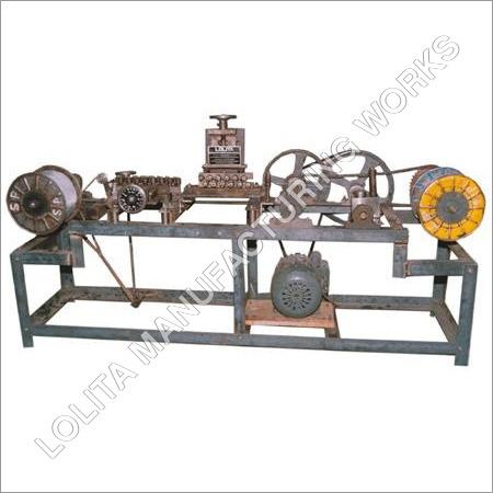 High Speed Wire Stretching Machine
