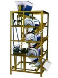 Triple Drum Magnetic Separator
