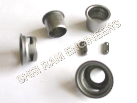 Automotive Precision Sheet Metal Components