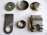 High Precision Sheet Metal Components
