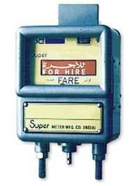 Mechanical Taxi Meter, Mechanical Taxi Meter Manufacturer and