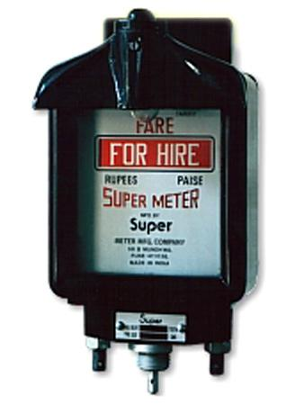 Mechanical Taxi Meter