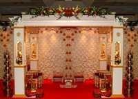 Fiber Glass Wedding Pillar