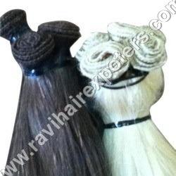 Hand Weft Human Hair