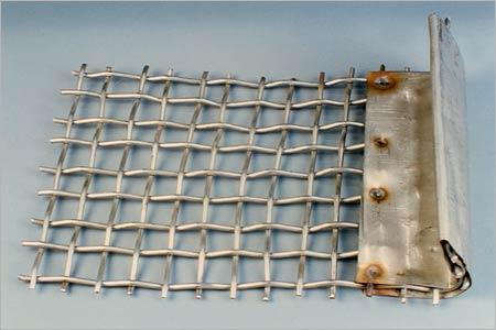 Wire Screen with Clamps