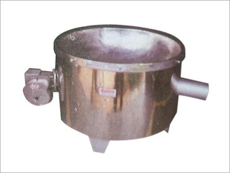 Bulk Frying Pan (Round) with Automatic Burner