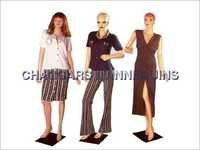 Fashion Designer Female Mannequins