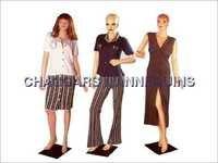 Fashion Designer Female Mannequins