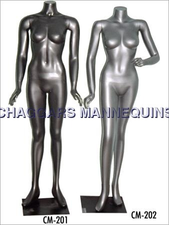 Headless Female Mannequins