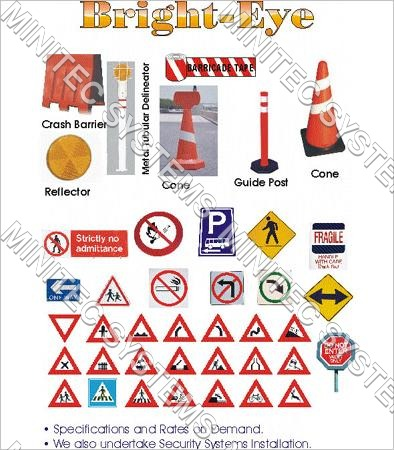 Road Safety Equipments