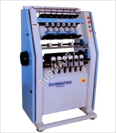 Fast Knit Braiding Machine Six Head