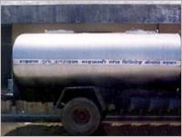 Stainless Steel Dairy Tank