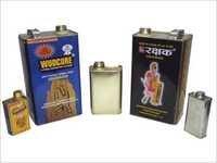 Rectangular Tin Containers