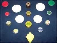 Tin Container Caps