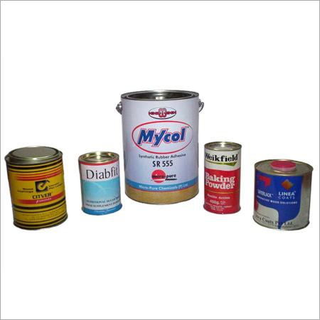 General Line Tin Containers