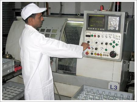 Automobile Cnc Machined Component