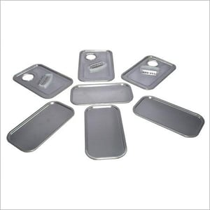 Tray Type Container Components