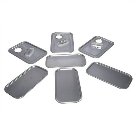 Tray Type Container Lid