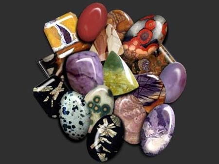 Semi Precious Mix Stone