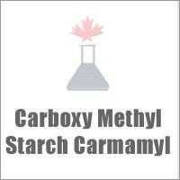 Carboxy Methyl Starch Carmamyl