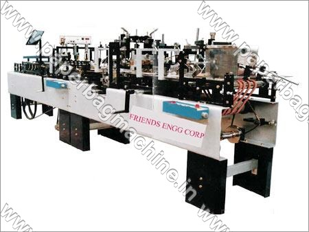 Automatic Carton Folding & Pasting Machine