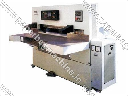 Hydraulic Type Fully Automatic Paper Cutting Machine