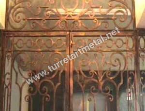 Custom Made Ornamental Gates