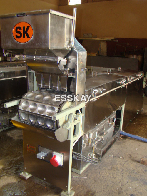 Automatic Idli Making Machine