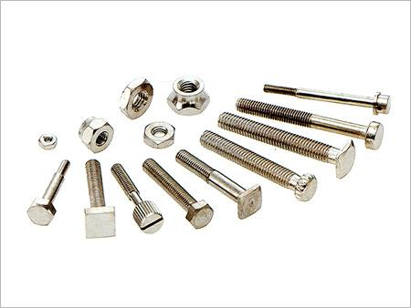 Brass Nickel Plated Screws/Bolts