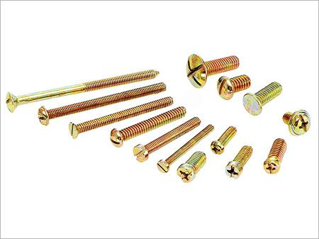 Mild Steel Screws
