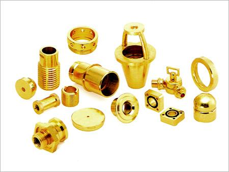 Brass Heavy Turned Parts