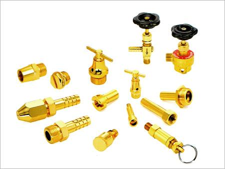 Brass Agro Parts & Gas Components