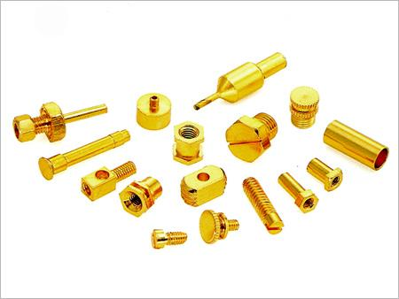 Brass Special Turned Components