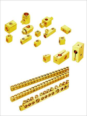 Brass Electrical Components (Contact / Terminal)