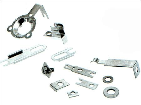 Nickel Plated Sheet Cutting Parts